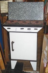 3 burner waterman stove